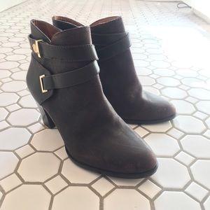 Louise et cie Ranier Leather Booties